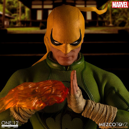 *Pre-order* Marvel Action Figure 1/12 Iron Fist