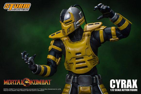 Storm Collectibles Mortal Kombat Cyrax
