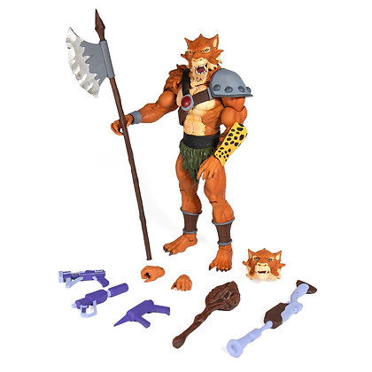 *Pre-order* Super7 Thundercats Ultimate Jackalman