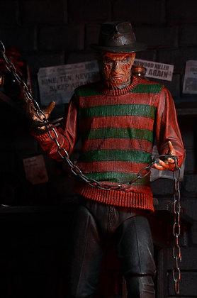 NECA 30th Anniversary A Nightmare on Elm Street Freddy Ultimate