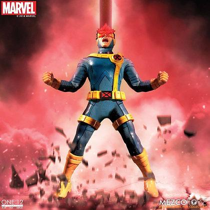 Mezco One:12 Marvel Universe Light-Up Cyclops