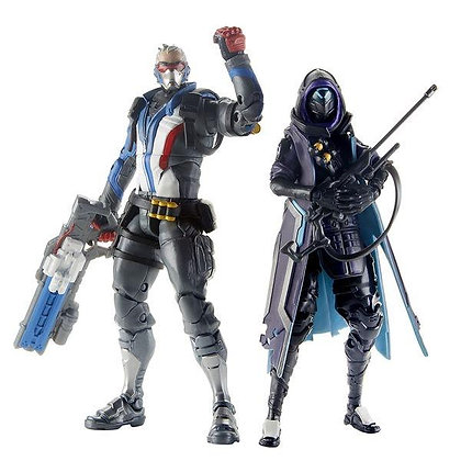 *Pre-order* Hasbro Overwatch Shrike Ana & Soldier 76