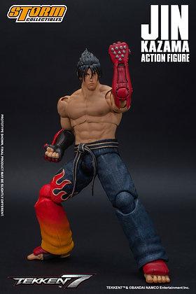 *Pre order*  Storm Collectables Tekken 7 Jin Kazama