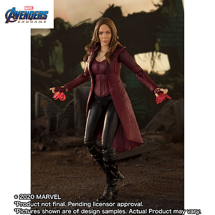 *Pre-order* Avengers: Endgame S.H. Figuarts Scarlet Witch