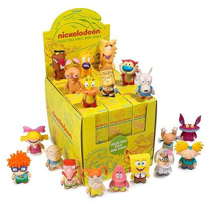 Kidrobot Nickelodeon Nick 90's Blind Box Mini Vinyl Figure