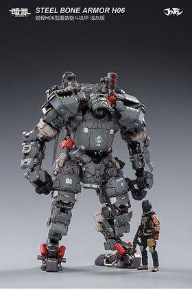 Joy Toy Steel Bone H06 Heavy Combat Mecha (1/24 Scale)