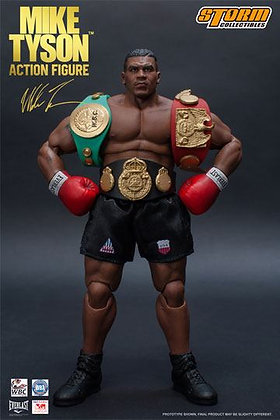Storm Collectables Mike Tyson Action Figure