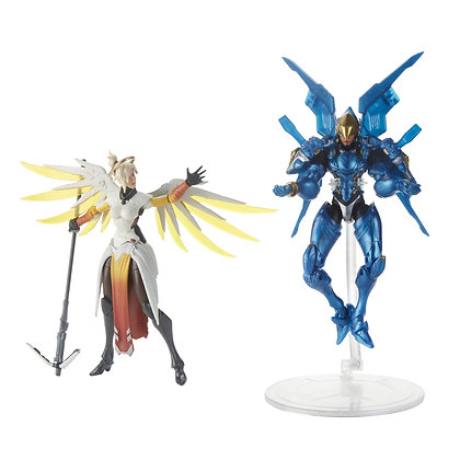 *Pre-order* Hasbro Overwatch Mercy & Pharah