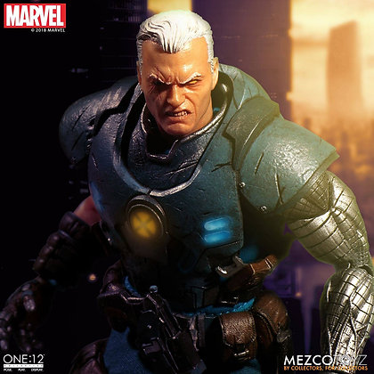 Mezco One:12 Marvel Universe Light-Up Cable