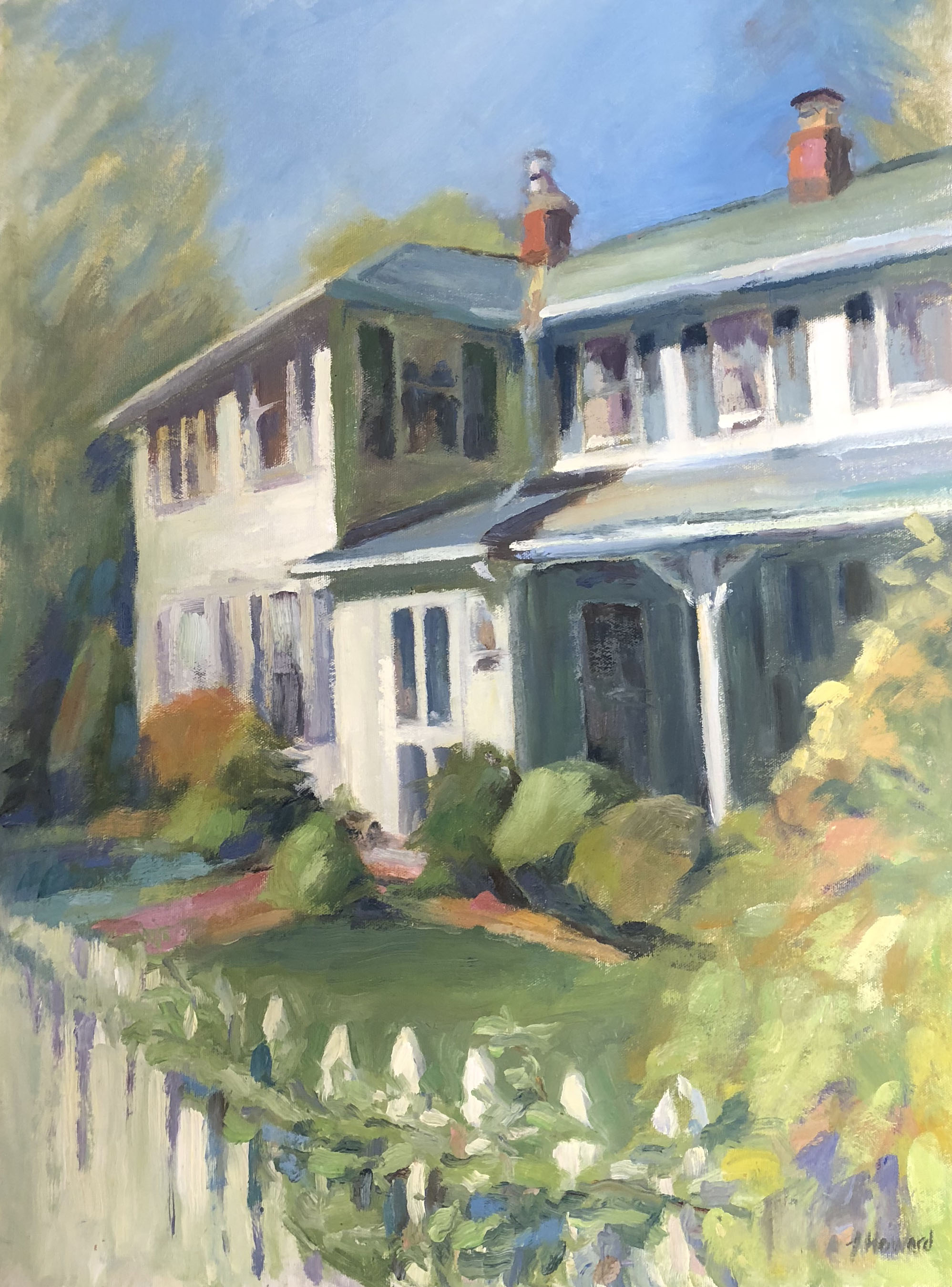 Jennifer Howard - Glen Echo House.2018