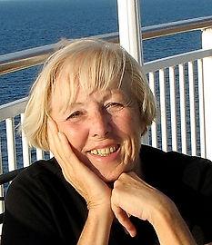 Geri Olson, artist at Gallery 209