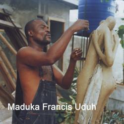 Maduka Francis Uduh - Gallery 209 Artist_edited