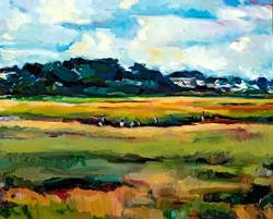 Jennifer Beaudet - Clamming in the Marsh
