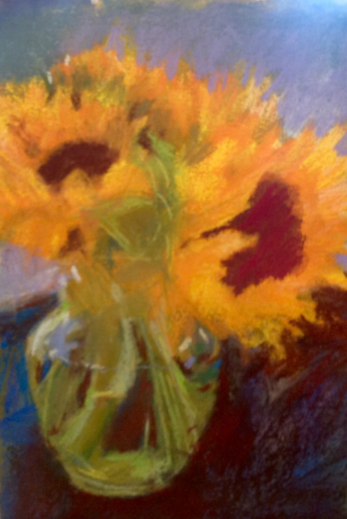 Kathy Edwards - Sunflowers