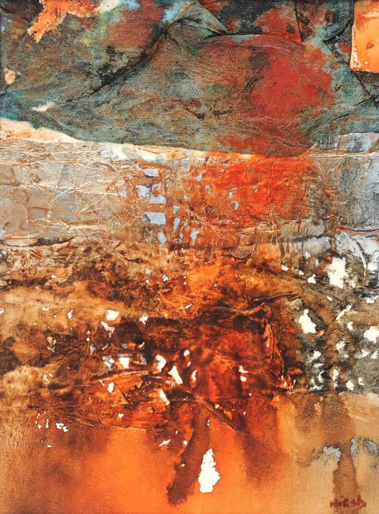 Desert Sunset I--orig JP (756x1024)
