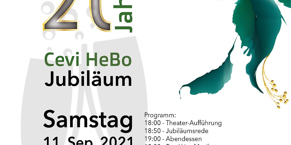 20 Jahre Cevi HeBo für Ehemalige
