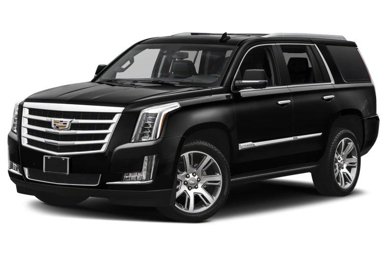 Cadillac Escalade with Captain Seats