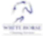 White_horse_cleaning_services_logo.png