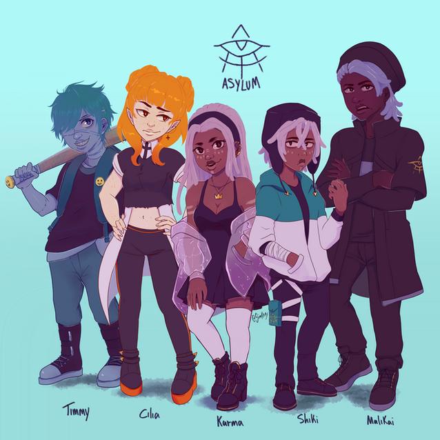 Team Asylum
