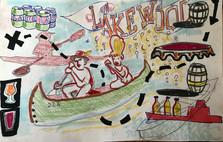 Lakewood Canoe