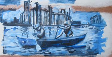 one buffalo SaGurney canoes.jpg