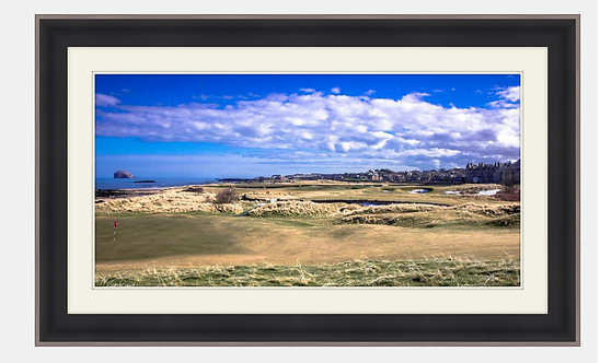 """""""Perfect Day"""" 14th Hole (Perfection) at NorthBerwick"""