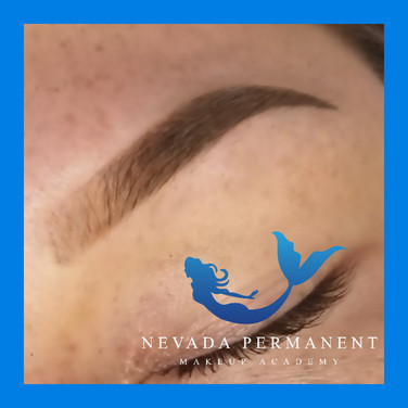 Ombre Brows | Permanent Makeup | Las Vegas