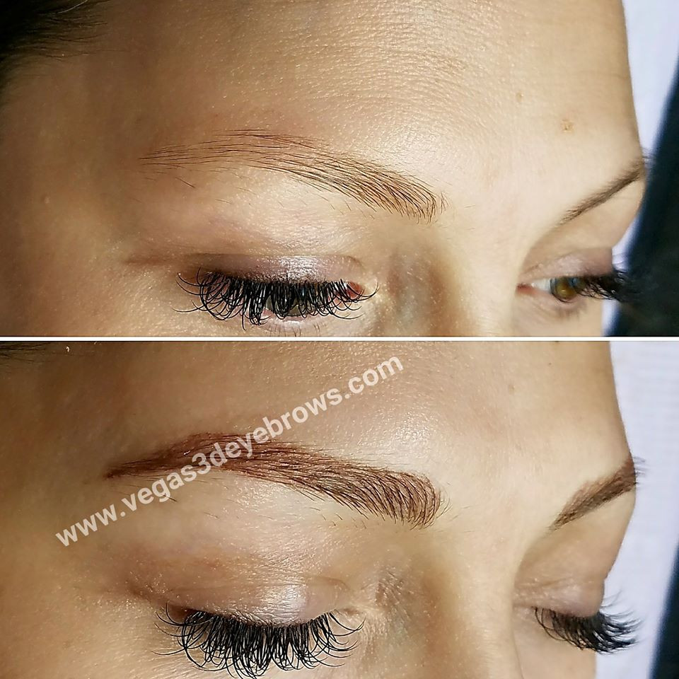 Microblading Correction And Removal