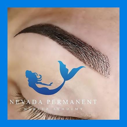 3D Digital Permanent Makeup Eyebrows