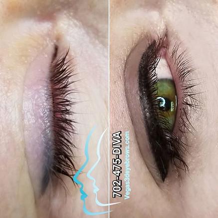 Permanent Eyeliner - Permanent Makeup