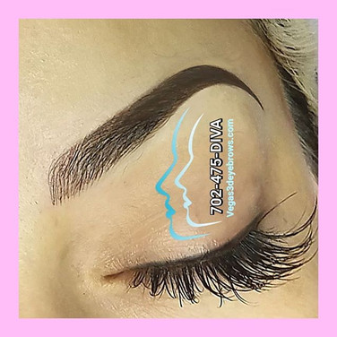 3d combo digital permanent eyebrows