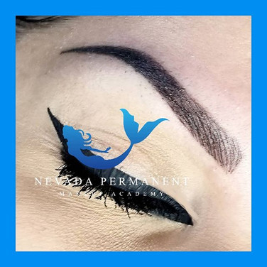3d Digital Permanent Makeup Eyebrows