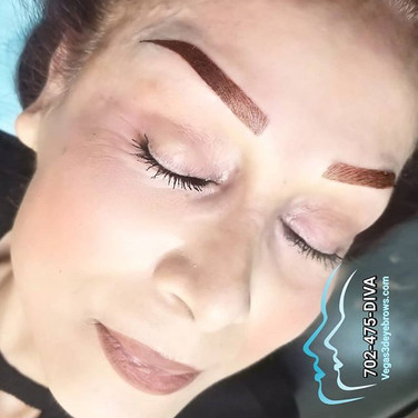 3d Permanent Makeup Eyebrows