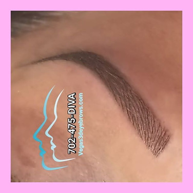 3d Digital Permanent Eyebrows