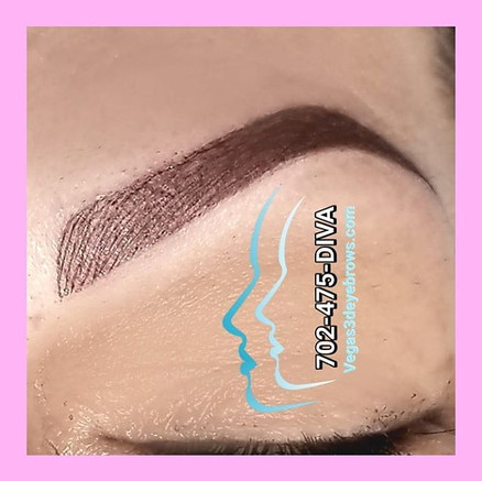 Combo eyebrows - Permanent makeup