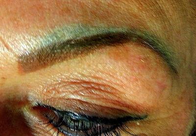 permanent makeup correction Las Vegas