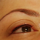 Best permanent eyebrows in Las Vegas 3d eyebrows