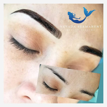 Combo Brows | Permanent Makeup | Las Vegas