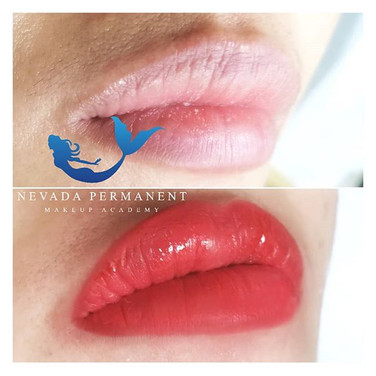 Full Lip Tinting/Blushing In Las Vegas