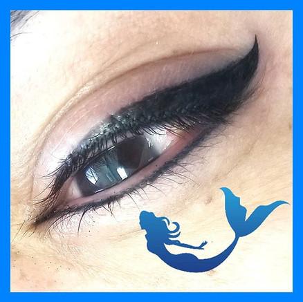 Dramatic Permanent Eyeliner