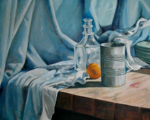 still life in blue with orange.jpg