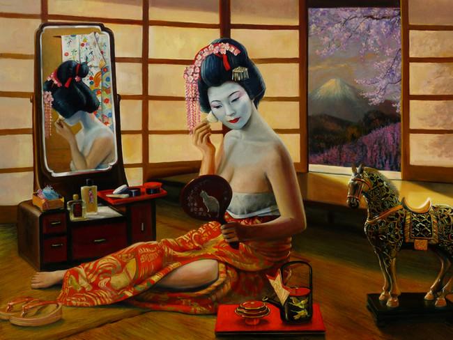 Geisha Keikoku