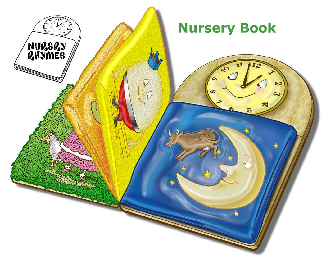 Nursery Rhymes book .jpg