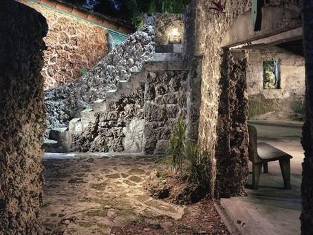 The Ruin at NIght
