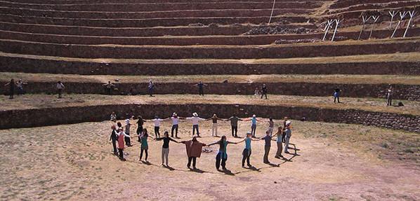 The Cusco Experience. Ollantaytambo, Cusco. 2011