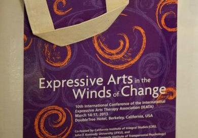 Expressive Arts in the Winds of Change.  Berkeley California, U.S.A.