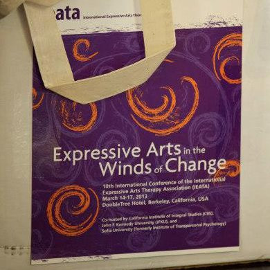 Expressive Arts in the Winds of Change.  Berkeley California, U.S.A.
