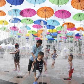 เทศกาลเครื่องสังคโลก คังจิน