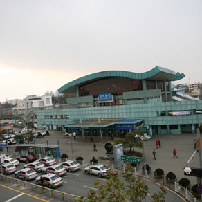 สถานีโจจิวอน (Jochiwon Station (조치원역))