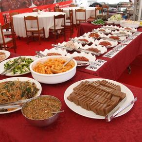 เทศกาลอาหารทะเลหมัก นนซันกังกยอง